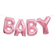 Baby nápis růžový 2,7m