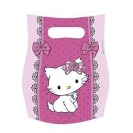 Charmmy Kitty taška 6ks 16cm x 23cm