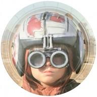 Star Wars talíře 8ks 18cm