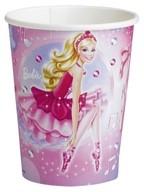 Barbie kelímky na pití 8ks 0,25l