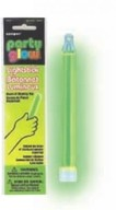 Svítící tyčinka zelená 15cm