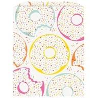 Donut papírové sáčky 16 cm x 22 cm