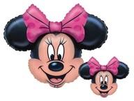 Fóliový balónek Minnie Mouse velký 69 x 53 cm