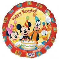 Mickey Mouse a přátelé narozeny
