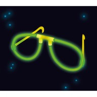 Svítící brýle 2ks 15cm x 6cm