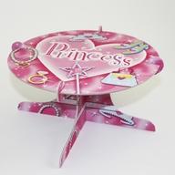 Princess stojan na dort 25 x 13cm