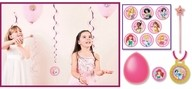 Princess party hra hůlky s balónky