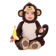 Kostým Opice 12–18 měsíců, 86 cm