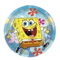 SpongeBob talíře 18cm 8ks