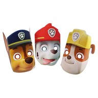 Paw Patrol masky 8ks