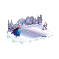 Frozen stojan na dort 26cm x 27cm