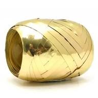 Stuha zlatá 0,5 cm x 20 m