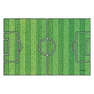 Jedlý papír fotbalové hřiště
