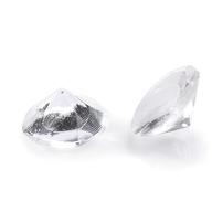 Jedlé diamanty želatinové čiré 20ks