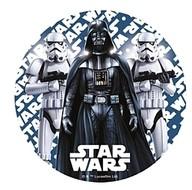 Jedlý papír Star Wars 21cm