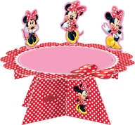 Minnie stojan na dort 32cm