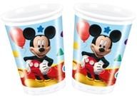 Mickey Mouse kelímky 8ks 200ml