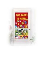 Mickey plakát party 76cm x 150cm