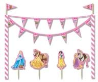 Princess Disney dekorace na dort 21cm