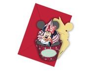 Minnie Café pozvánky na oslavu narozenin 6ks