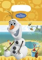 Frozen Olaf taška 6ks
