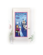 Frozen plakát na dveře 76cm x 150cm