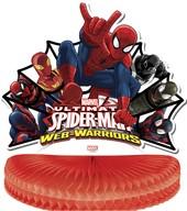 Spiderman dekorace na stůl 29,7cm x 29,5 cm