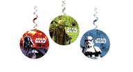Star Wars závěsná dekorace 3ks 70cm