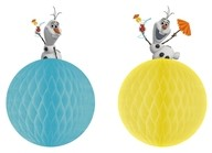 Olaf závěsné dekorace kulaté 2ks 70cm