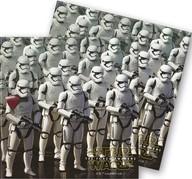 Star Wars ubrousky 20ks 33x33cm