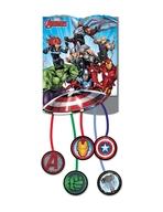 Avengers piňata 21cm x 27cm