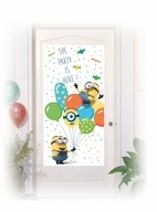 Mimoni plakát na dveře 75cm x 150cm