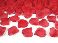 Okvětní lístky růže červené 100ks