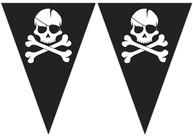 Piráti vlajka 2,3 m 9 ks
