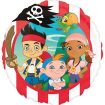 Jake a piráti ze Země Nezemě výzdoba