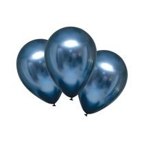 Balónky chromové