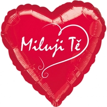 Srdce - Valentýn oslava