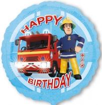 Požárník Sam oslava