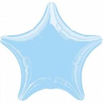 Foliove balonky hvezdy