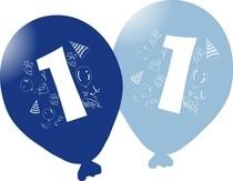 Balonky narozeninové s číslem