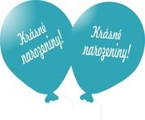 Tyrkysová oslava