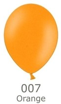 Balónky oranžový