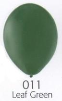Balónek LEAF GREEN 011