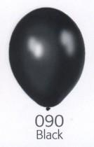 Balónky metalické - 090 BLACK