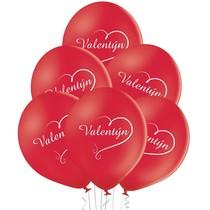 Valentýn balónek