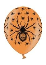Balonky Spiders - potisk plný kolem dokola