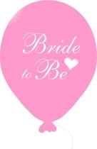 Bride to be balónek růžový