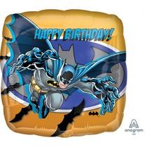 Batman balónek šťastné narozeniny 45 cm
