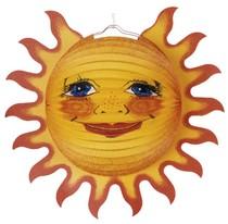 Lampion slunce 38 cm