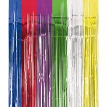 Závěsná dekorace barevná 243 cm x 91 cm